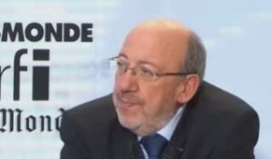 Internationales : Louis Michel - moments forts