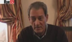 Interview de paul Auster 1/3