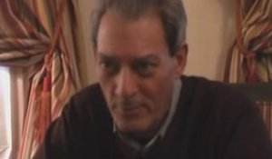 Interview de paul Auster 2/3