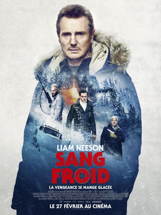 Sang froid : Affiche