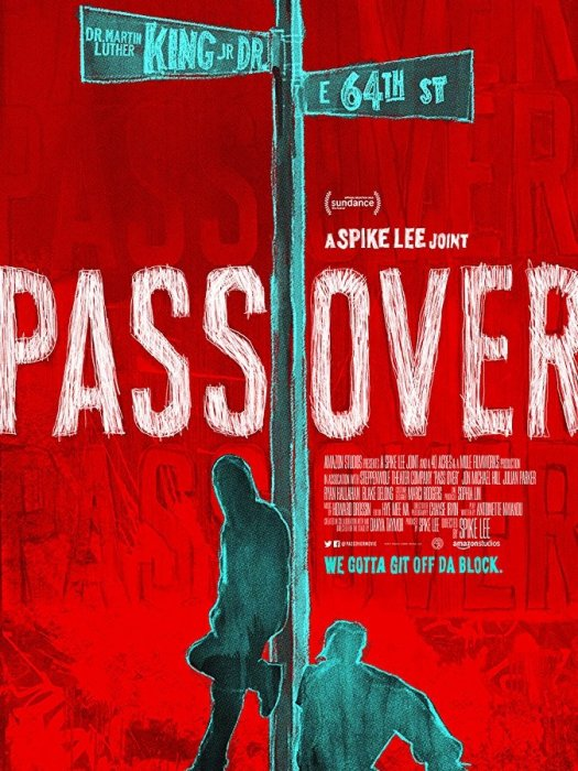 Pass Over : Affiche