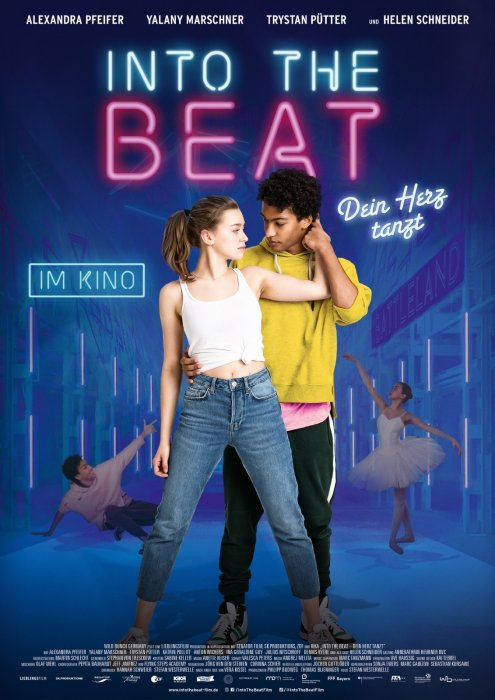 Into the Beat : Affiche