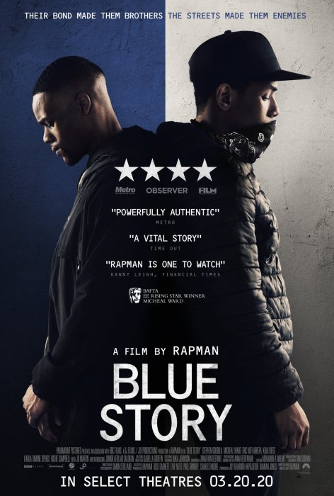 Blue Story : Affiche
