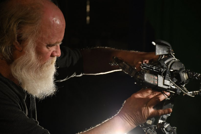 Phil Tippett: Mad Dreams and Monsters : Photo