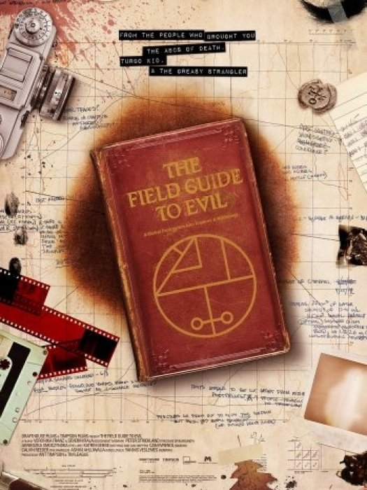 The Field Guide To Evil : Affiche