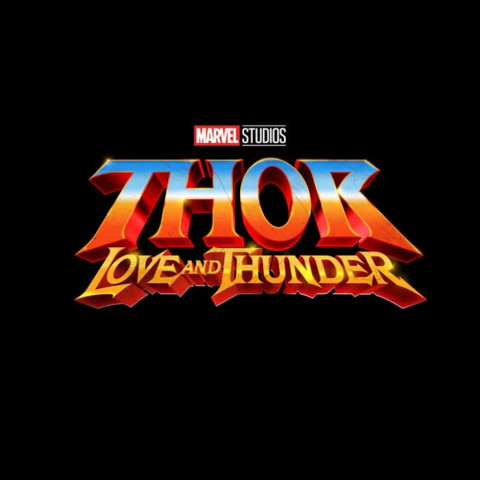 Thor: Love And Thunder : Affiche