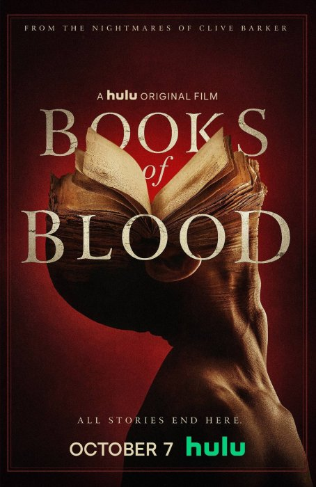 Books Of Blood : Affiche
