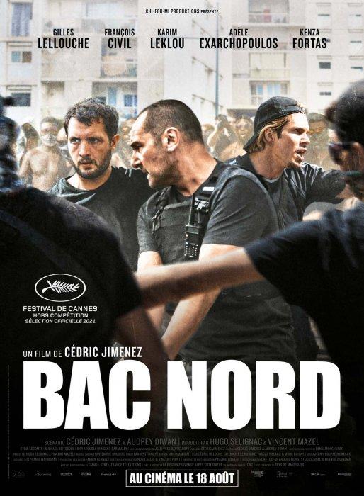 Voir toutes les photos du film Bac Nord et affiches officielles du film en  diaporama
