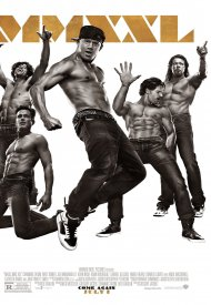 Affiche de Magic Mike XXL