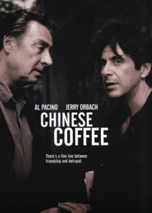 Chinese coffee : Affiche