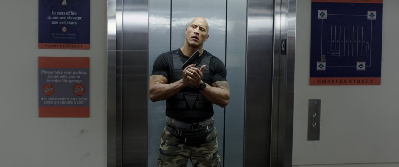 Agents presque secrets : Photo Dwayne Johnson
