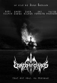 Affiche de Lords of Chaos