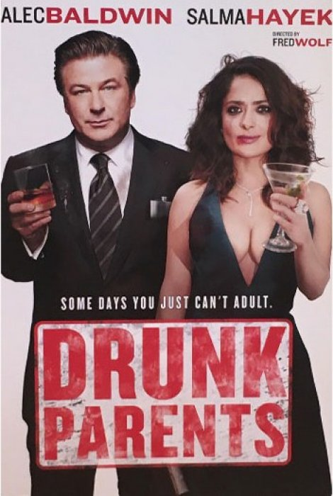 Drunk Parents : Affiche