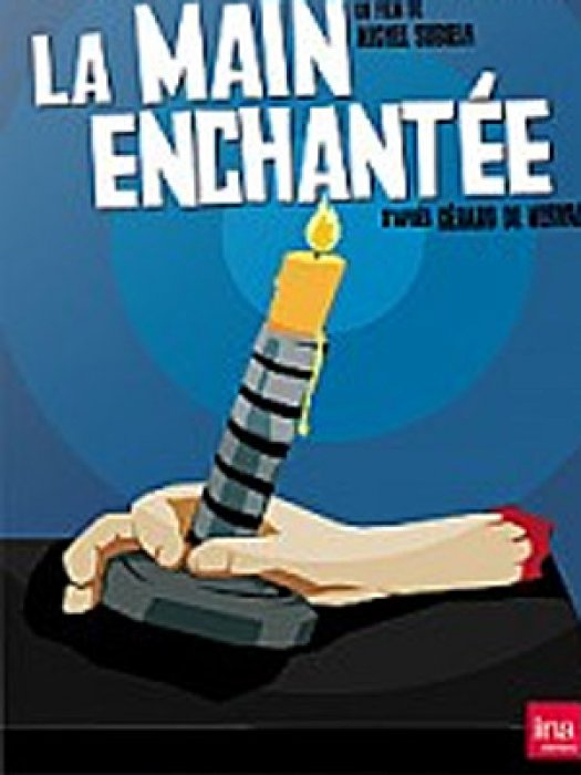 La Main enchantée : Affiche