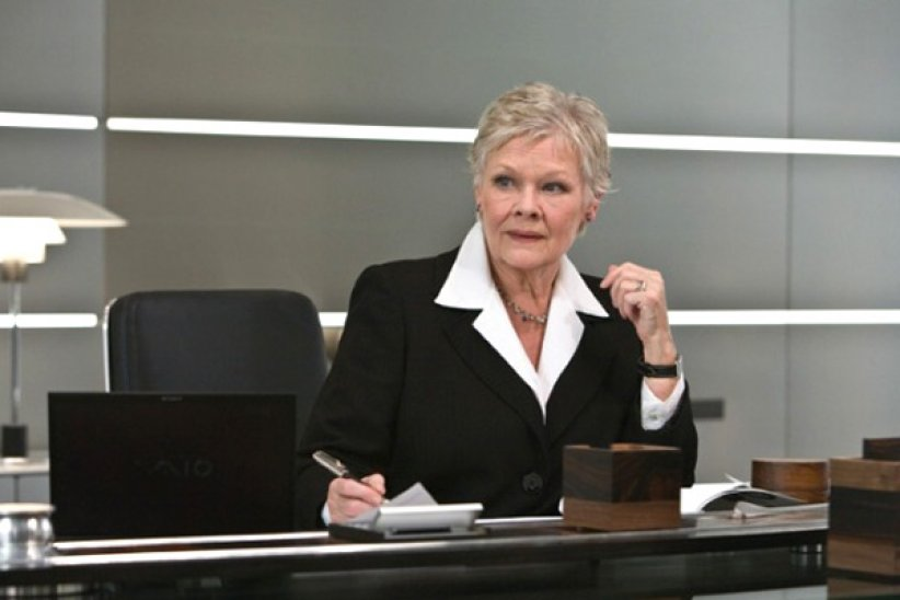 Quantum Of Solace : Photo Judi Dench
