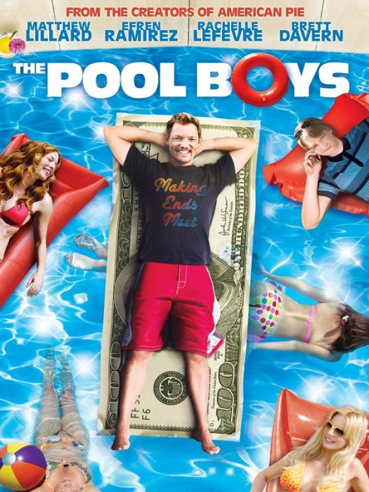 The Pool Boys : Affiche