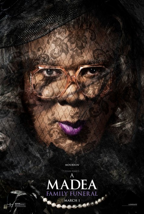 A Madea Family Funeral : Affiche