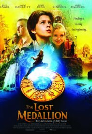 Affiche de The Lost Medallion: The Adventures of Billy Stone