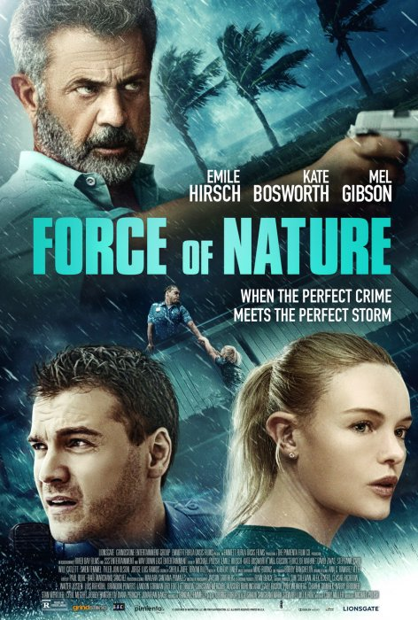 Force Of Nature : Affiche