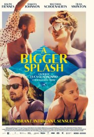 Affiche de A Bigger Splash