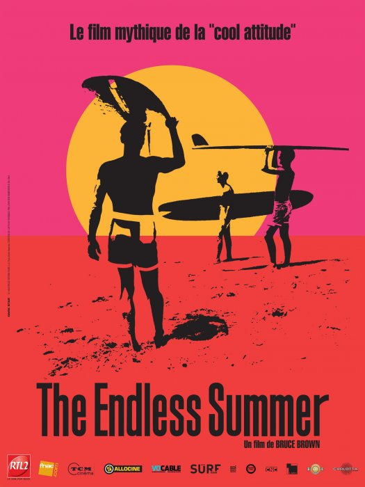 The Endless Summer : Affiche