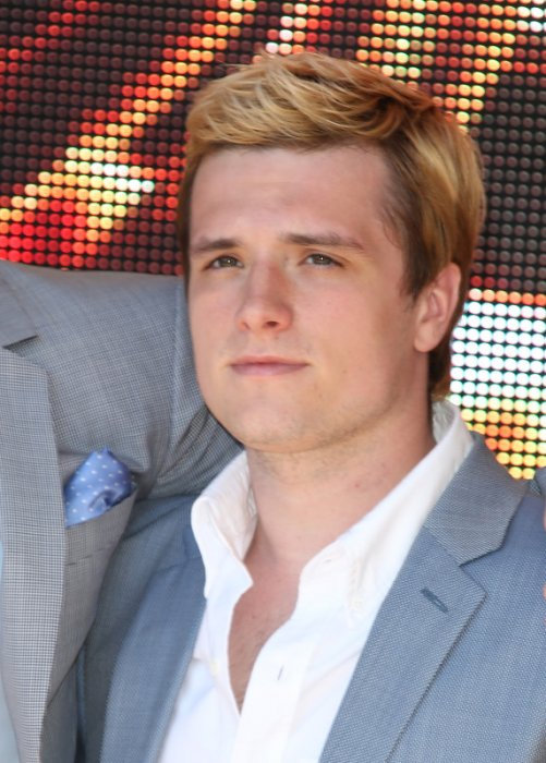 Hunger Games - La Révolte : Partie 1 : Photo promotionnelle Josh Hutcherson