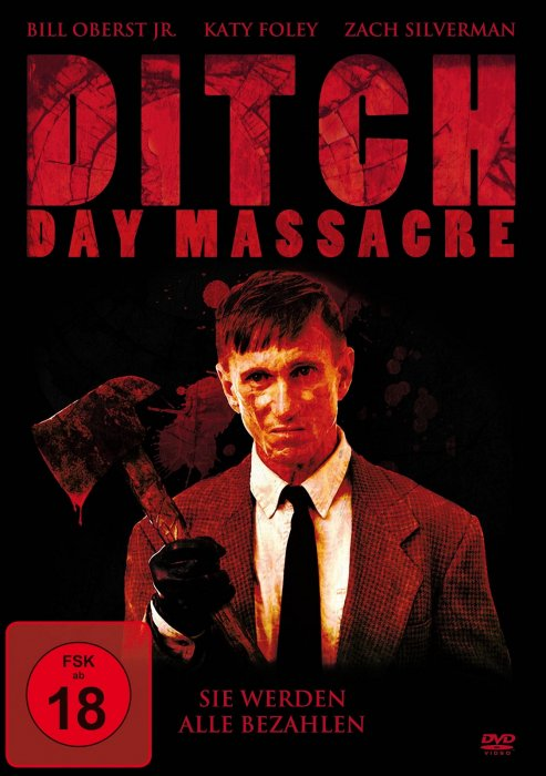 Ditch Day Massacre : Affiche