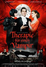 Affiche de Therapy for a Vampire