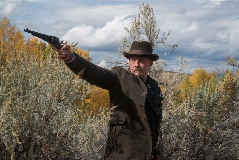 The Ballad of Lefty Brown : Photo Tommy Flanagan