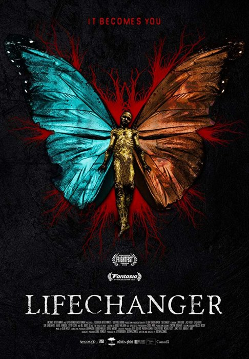 Lifechanger : Affiche