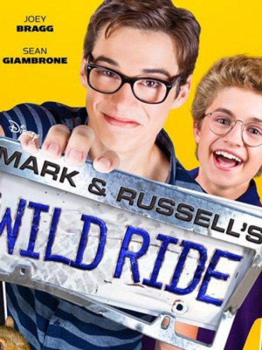 Mark & Russell's Wild Ride : Affiche