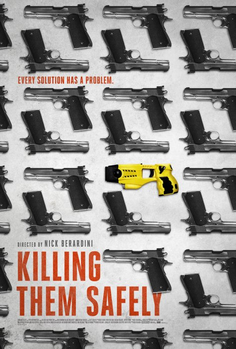 Killing Them Safely : Affiche