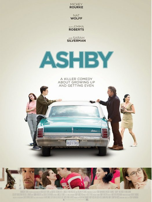 Ashby : Affiche