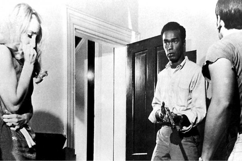 La Nuit des morts-vivants : Photo Duane Jones, Judith O'Dea