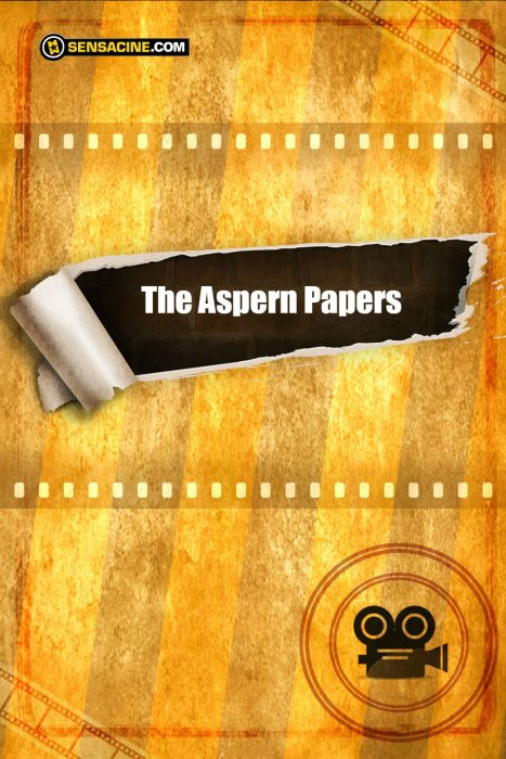 The Aspern Papers : Affiche