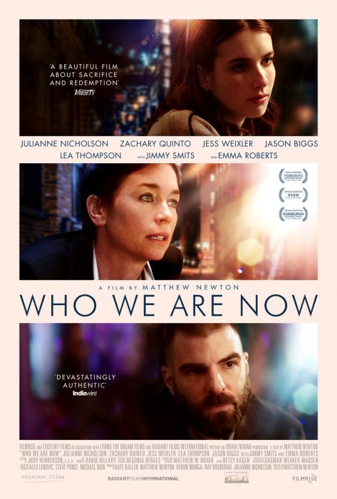 Who We Are Now : Affiche