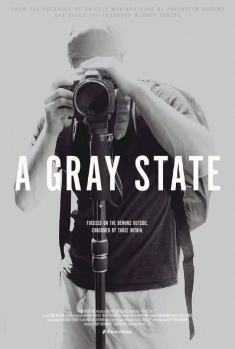 A Gray State : Affiche