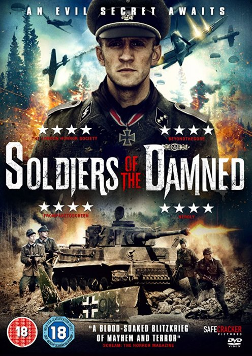 Soldiers Of The Damned : Affiche
