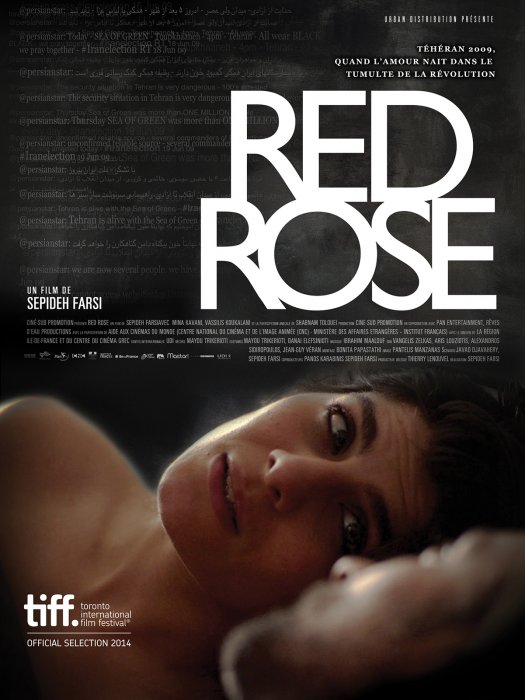 Red Rose : Affiche