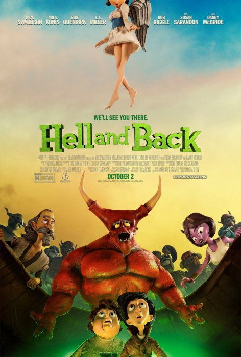 Hell & Back : Affiche