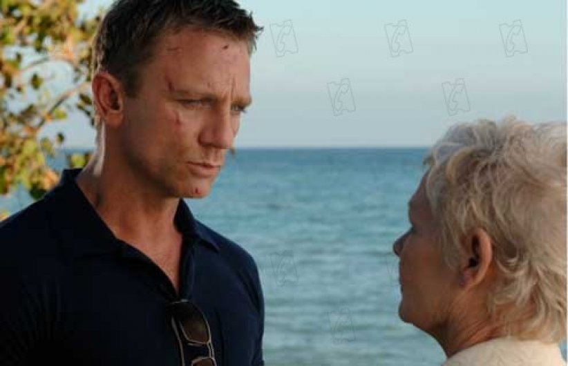 Casino Royale : Photo Daniel Craig, Judi Dench