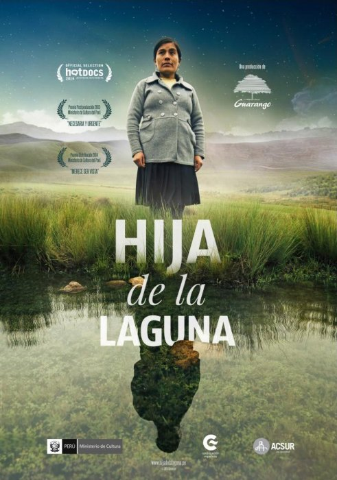 Daughter of the Lake : Affiche