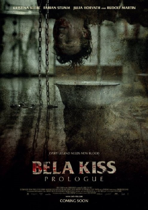 Bela Kiss: Prologue : Affiche