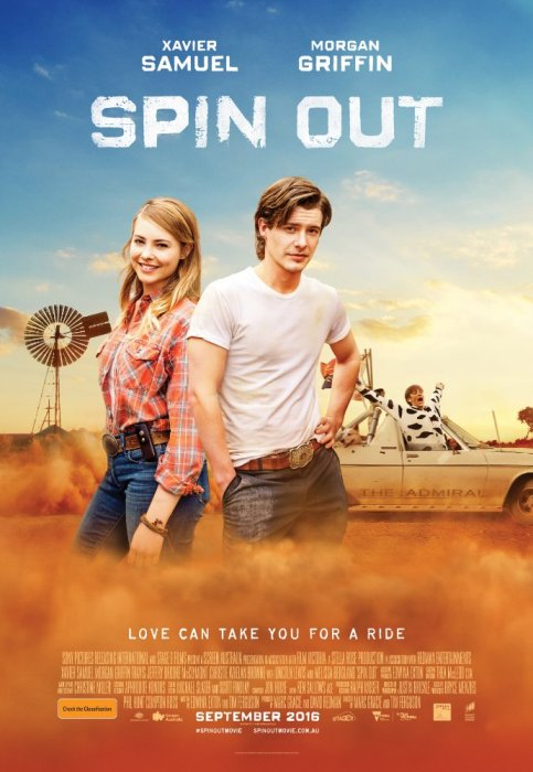 Spin Out : Affiche