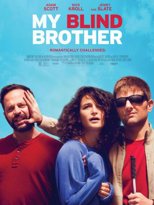 My blind Brother : Affiche