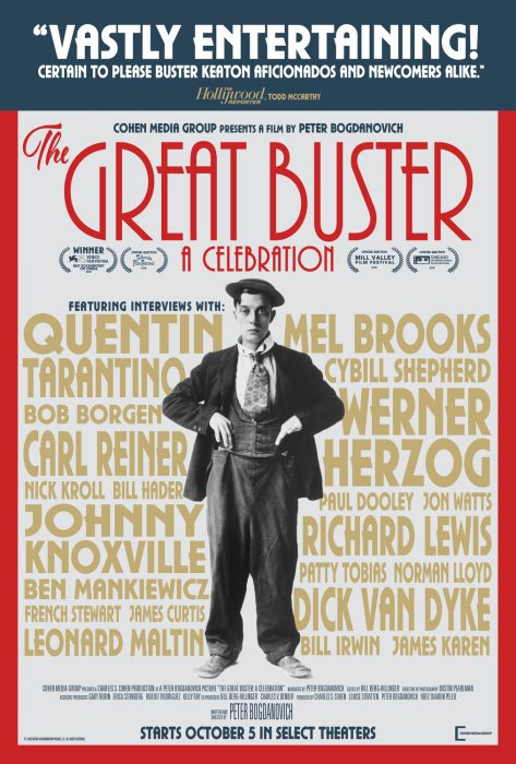 The Great Buster : Affiche