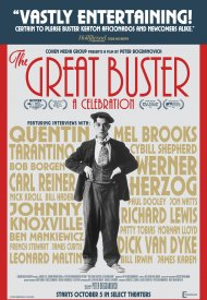 Affiche de The Great Buster