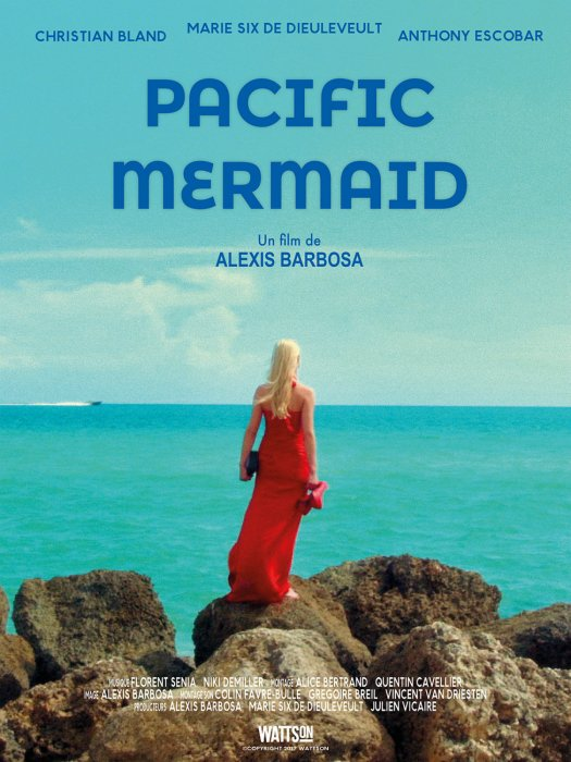 Pacific Mermaid : Affiche