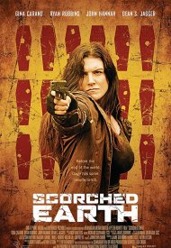 Affiche de Scorched Earth