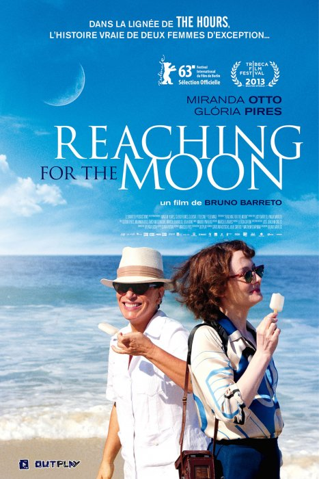 Reaching for the Moon : Affiche